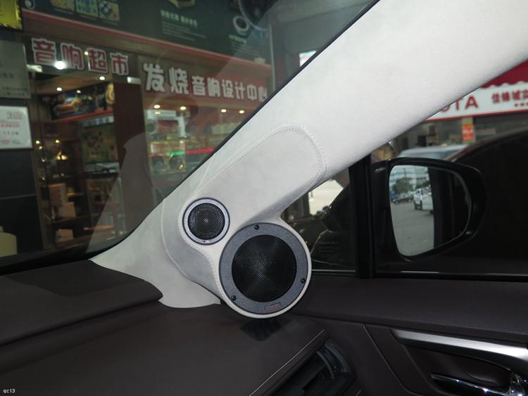 东莞车乐汇汽车影音:雷克萨斯RX300发烧汽车音响改装